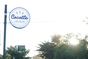 Chez cocotte Californie Cap Ferret