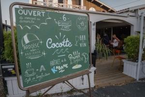 Cocotte Cap Ferret